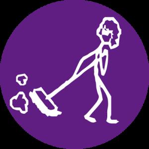 Icon fegen